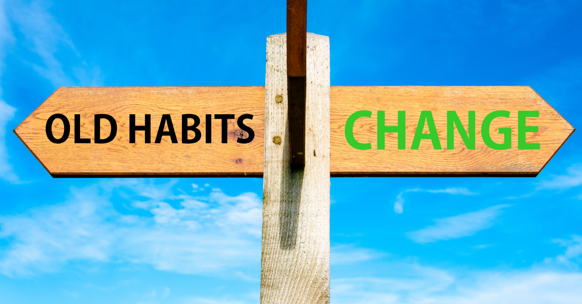 routines and habits