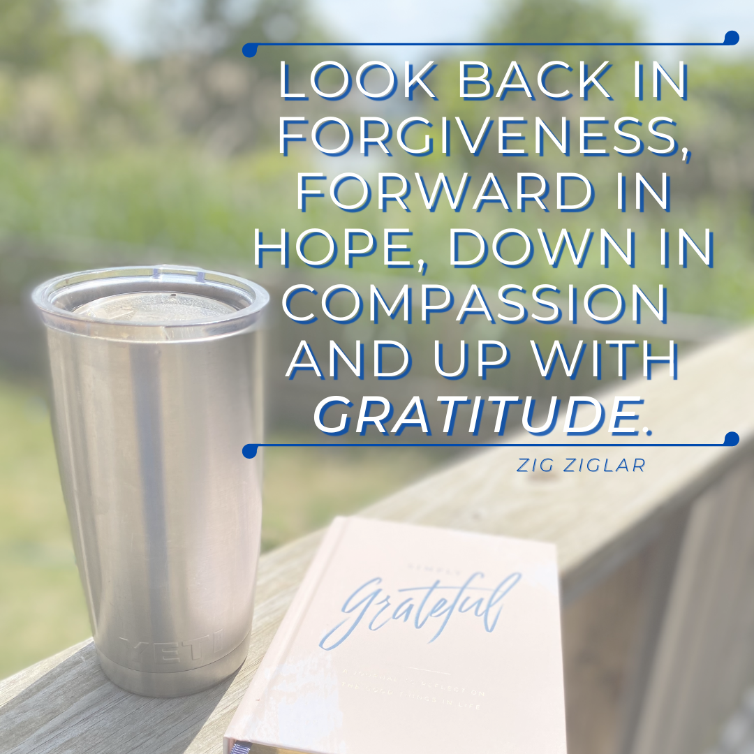 Look Up with Gratitude