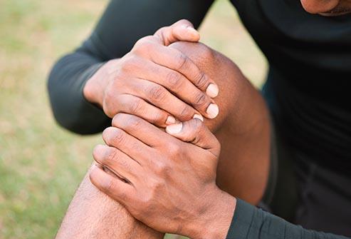 How to keep knees pain free